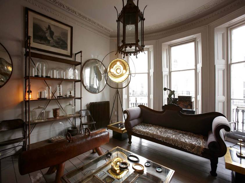 ... Fascinating And Ever Changing Collection Of Furniture And Decorative  Objects. The Interiors Are Also Available As A Location To Hire For  Photographic ...