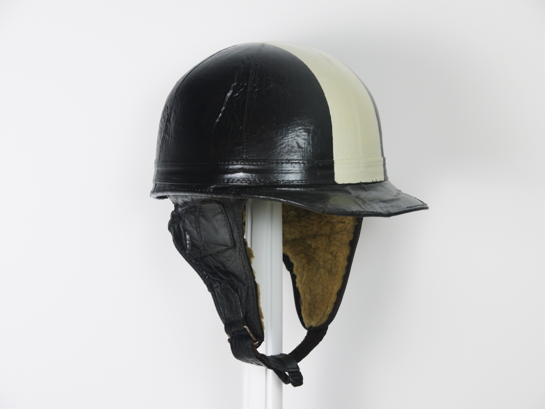 1950s English Everoak Motorcycle Auto Racing Helmet  : 1950s english everoak motorcycle auto racing helmet0 from www.omerohome.com size 1080 x 810 jpeg 329kB