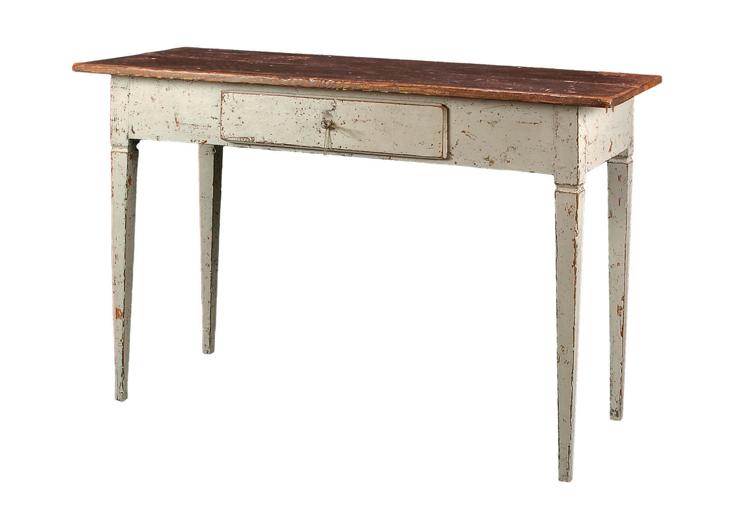 19th c swedish gustavian side table omero home for Oka gustavian side table