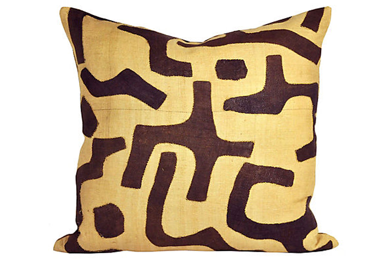 African Kuba Cloth Pillow Omero Home : african kuba cloth pillow i from www.omerohome.com size 1471 x 1000 jpeg 502kB
