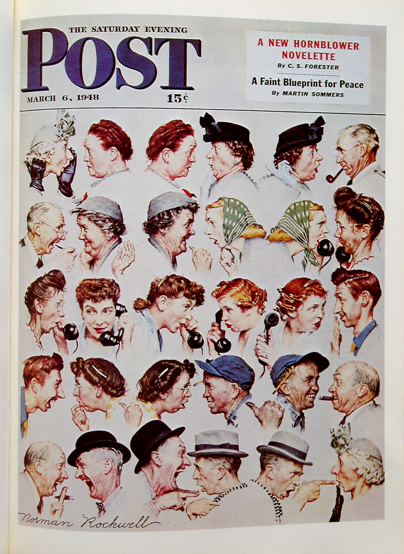 All Norman Rockwell s Saturday Evening Post Covers