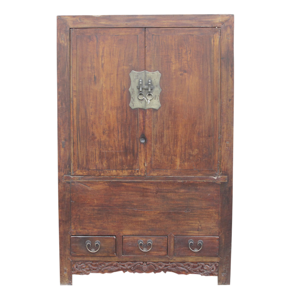 Wonderful Antique Asian Cabinet/Armoire. « - Wonderful Antique Asian Cabinet/Armoire Omero Home