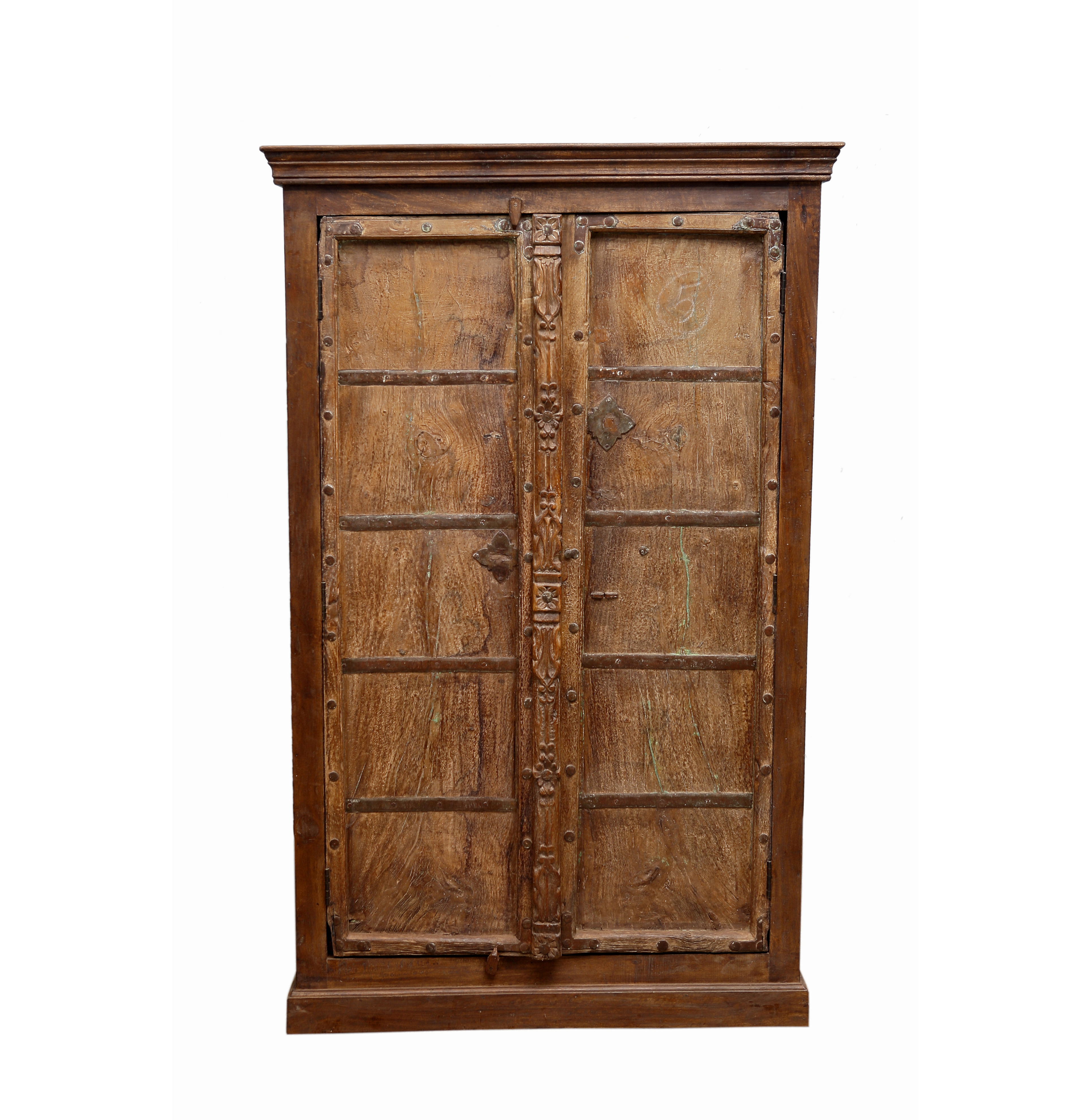 Antique Indian Armoire Omero Home