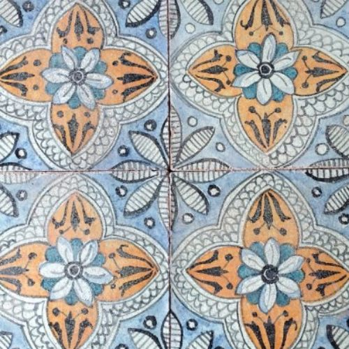 Antique Italian Tiles, III | Omero Home