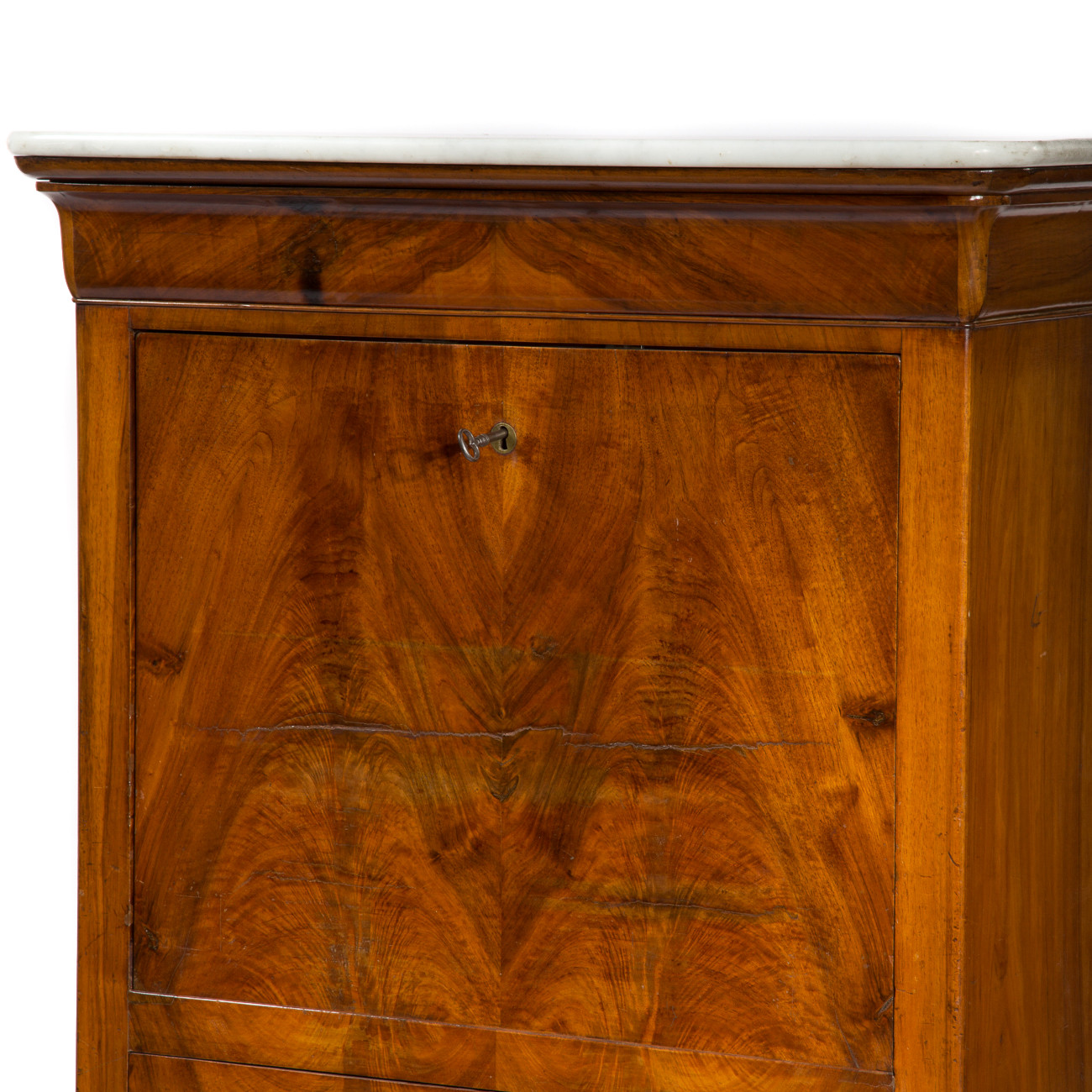 antique louis philippe secretaire omero home. Black Bedroom Furniture Sets. Home Design Ideas