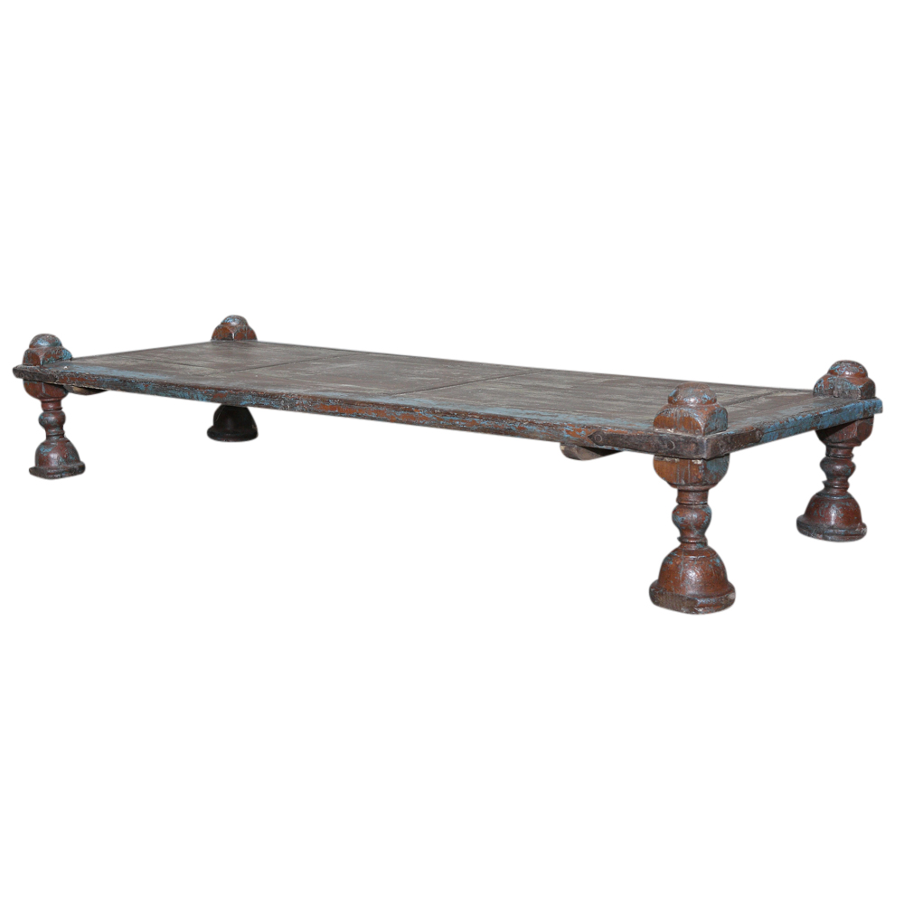Antique Low Bed Coffee Table Omero Home
