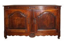 18th C. French Oak Buffet