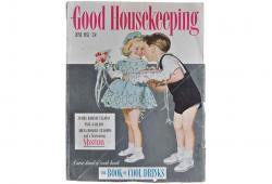 1953 Good Housekeeping magazine