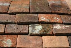 Reclaimed Flat French Roof Tiles