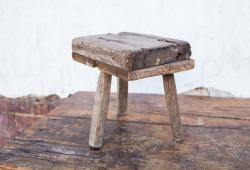 Amish Milking Stool