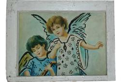 Angel Oil on Canvas