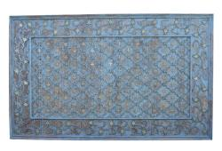 Anglo Indian Brass Vine Ceiling Panel