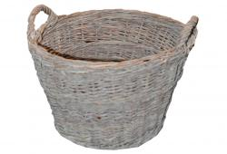 Antique Hungarian Basket