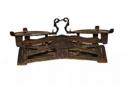 Antique cast  Iron Scale