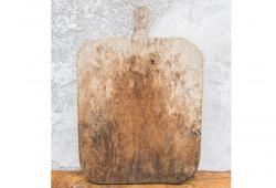 Antique French Bread Board with Gorgeous Patina