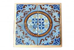 Antique Italian tiles, I