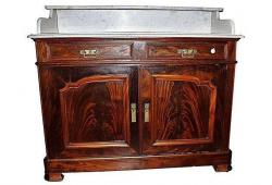 Antique Louis Philippe Dry Sink
