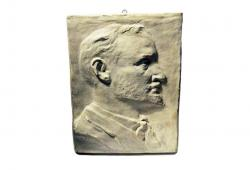 Antique Plaster Relief