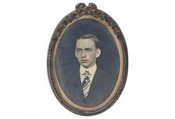 Antique Portrait of a Young Gentleman