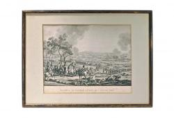 Antique Prussian Engraving