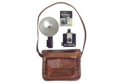 Mid-Century Hawkeye Brownie Camera Set, C. 1950's, 7 Pieces