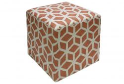 Mugal Crewel Cube
