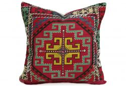 Nomadic  Embroidered Antique Pillow