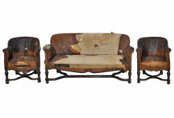 Original Antique Sofa Set