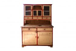 Original Painted  Sideboard
