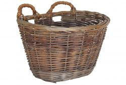 Parisian Bicycle Basket