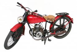 Pre-War French Peugeot Motorcycle