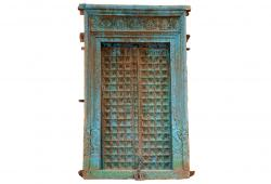 Precious 19th Century Indian Door