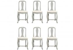 Roccoco Chairs, Set 6