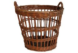 Round French Boulangerie Basket