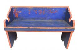 Scandanavian Country Bench
