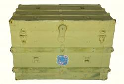 Shabby Chic Vintage Packing Trunk