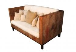 Smithfield Sofa, Reclaimed Fir