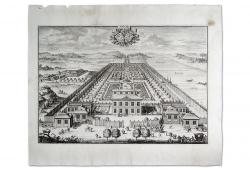 Swedish Baroque Noor Estate, 1698