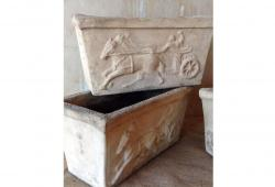 Terra Cotta Planter from Umbria