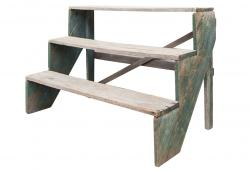 Three Tiered Plant Stand
