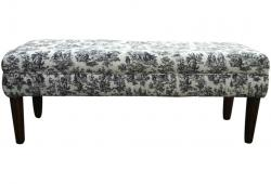 Toile Bench