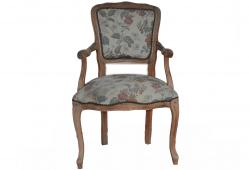 Vintage Carved Armchair
