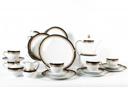 Vintage European Luncheon Tea / Coffee Service .