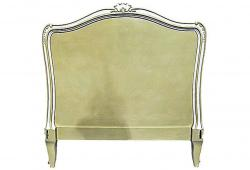 Vintage Painted Headboard-Twin
