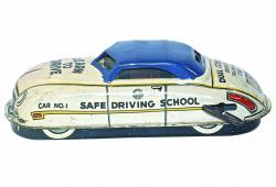 Vintage Wind-Up Toy Car I