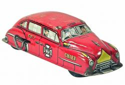 Vintage Wind-Up Toy Car II
