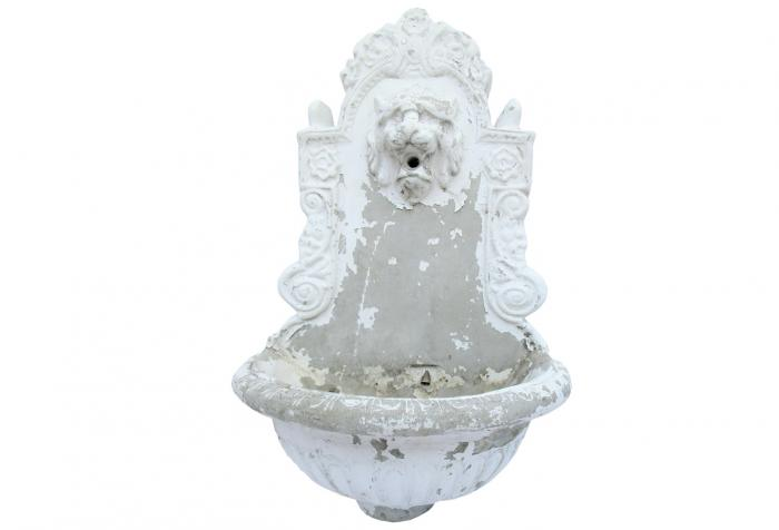 19th-C. French Lavabo Fountain