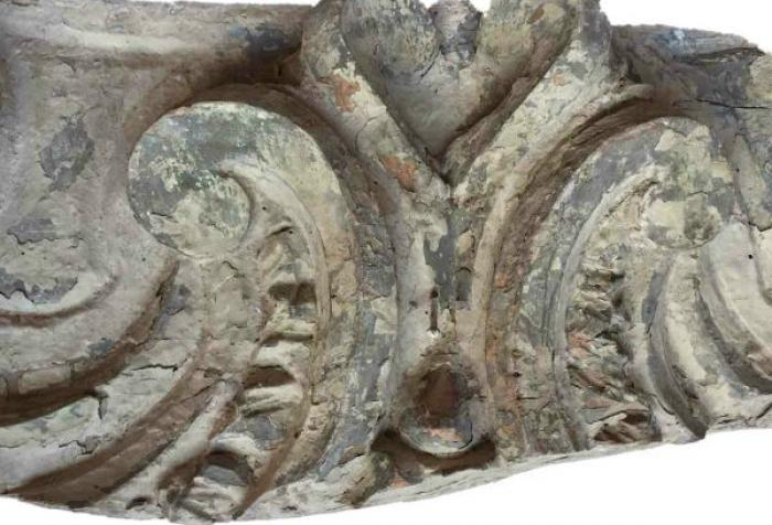 Antique Sculptural Italian Architectural Fragment